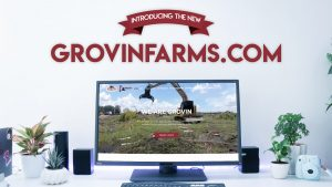 New and Improved Grovin Farms Site | Grovin Farms